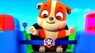 Щенячий патруль  Крепыш в деле  Paw Patrol Развивающие мультики для детей Мультфильмы