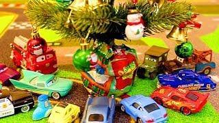 Тачки Мультики про Машинки Молния Маквин и Друзья Мультфильмы с Игрушками для Детей