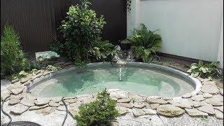 Как сделать красивый бассейн