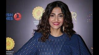 SONAM KAPOOR -Reading is important for filmmaking| JIO MAMI Mumbai Film Festival|#Bollywoodhappening