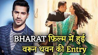 Varun Dhawan  Cameo Role In Salman khan Bharat Film ?