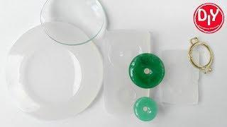 Как сделать силиконовые формы своими руками!!!