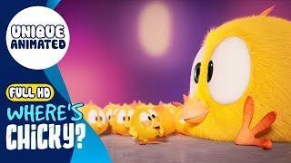 #15 Chicky Мультфильм 2019 || Смешные мультфильмы для детей || мультики для детей