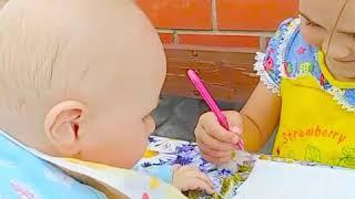 Попробуй Не Засмеяться С Детьми - Смешные Дети! Лучший Детский Юмор! Видео! Приколы Для Детей 2019!