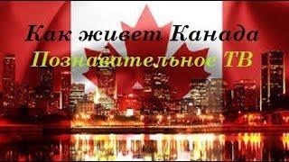 Как живет Канада  (Познавательное ТВ )