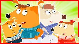 РАЗВИВАЮЩИЕ Мультики для малышей от 1 года. Мультфильмы на русском, все серии подряд. Мультики детям
