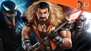 SONY IS Making Kraven The Hunter into a Film... NO REALLY