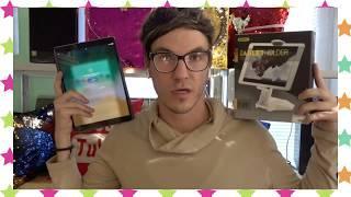 Подставка для планшета iPad как сделать своими руками или купить готовую ? / Миняев Илья