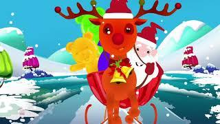 Двенадцать дней Рождества | Twelve Days Of Christmas | Kids Baby Club Russia | Мультфильмы для детей