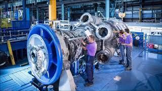 Самолеты нового поколения  в РФ взялись за сверхпроводниковые авиадвигатели