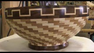 DIY Чаша деревянная: как сделать и уберечь руки