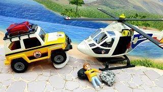 Мультики про машинки с игрушками Плеймобил - Верный друг! Игрушечные мультфильмы смотреть онлайн