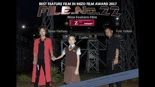 Best Feature Film in Mizo Film Award 2017..File No 22