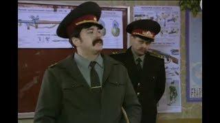 Армейский ЮМОР. Прапорщик - самое грозное оружие армии.