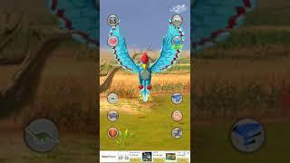 Познавательное видео игра про динозавров √10 : археоптерикс