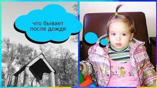 Что бывает после дождя? Развивайся вместе с Настей. Мультфильмы для детей дошкольного возраста