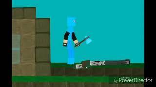 Рисуем мультфильмы 2 видео майнкрафт