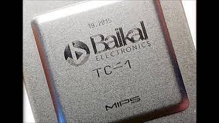 Российский процессор Baikal T1 поступил в продажу с ценой 3990 рублей