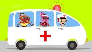 Вспыш и чудо-машинки ★ Смешные для детей ★ Мультфильмы для детей ★ 3 ★✓