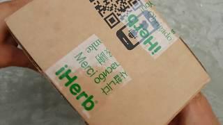 Как сделать заказ на сайте iHerb + Пошаговая инструкция как покупать на айхерб. Новая посылка из США