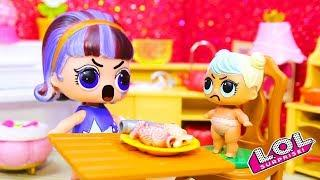 СМЕШНЫЕ МУЛЬТИКИ для ДЕТЕЙ #27 с Куклами ЛОЛ Dolls LOL Surprise Мультфильмы с Игрушками для Девочек