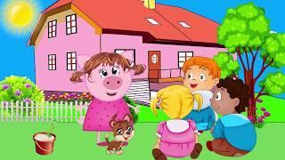 СБОРНИК Мультфильмы для детей. СМЕШНЫЕ И ПОУЧИТЕЛЬНЫЕ ИСТОРИИ на Русском