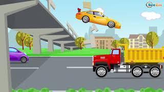 Развивающие мультфильмы для детей Гоночная Машина Супер Гонки Мультики про МАШИНКИ