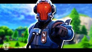 VISITOR'S SECRET PAST *NEW BLOCKBUSTER SKIN* - Fortnite Short Film