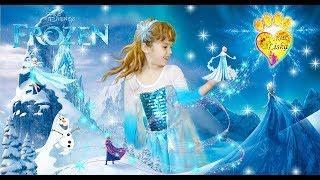 Холодное сердце  Frozen 2013 Мультобзор от Алисы! Мультики для детей!!! Мультфильмы 2013