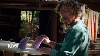 "Simon Baker's challenge adapting Tim Winton's ""Breath"" to film"