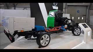 Создан УАЗ способный тратить 7 .6 литров на 100 километров в городе