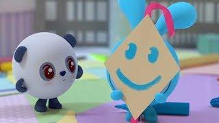 Малышарики - Бантик  - серия 138 - Обучающие мультфильмы для малышей - про ссору