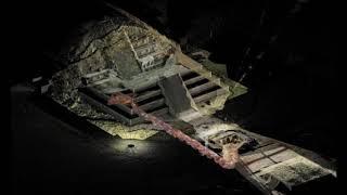Под мексиканской пирамидой нашли жидкую ртуть