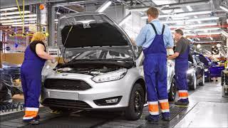 завод  Ford Sollers Всеволожск
