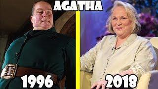 MATILDA AVANT ET APRÈS 2018 (MATILDA LE FILM)
