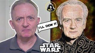 Meet Your NEW PALPATINE! Officially CAST! - Star Wars Theory Vader Fan Film