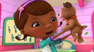Доктор Плюшева | Мультфильм Disney про игрушки - Спецвыпуск: Ищейка Финдо / Лучший друг дракона