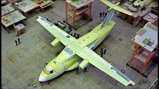 Новый военно транспортный самолет РФ подготовили к взлету