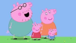 funny Пеппа Свинья Полные Эпизоды - Мисс Кролик Такси - Мультфильмы Для Детей  # 68