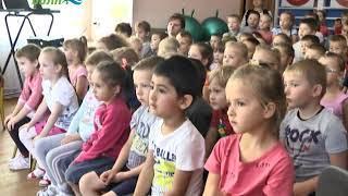 Инспекторы ГИБДД провели познавательное мероприятие в детском саду