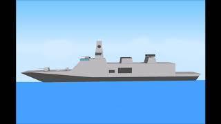 Из за упавшего 250 тонного крана под угрозой строительство фрегатов