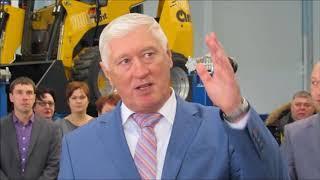 Ростех приступил к серийной сборке тракторов ANT 4135F на базе Ковровского электромеханического заво