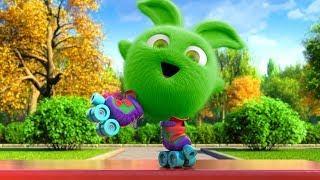Солнечно Зайчики - Цветомешалка |  Забавные мультфильмы для детей | WildBrain