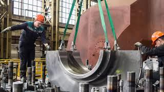 ПАО «Силовы́е маши́ны» — российская энергомашиностроительная компания