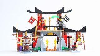 Лего Ниндзяго Обучающие мультики и развивающие видео сборки из конструктора Лего.
