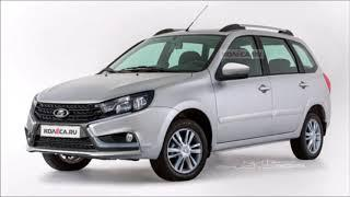 АвтоВАЗ официально представил LADA Granta Cross Универсал