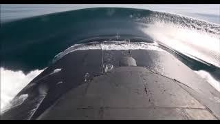 Подводный крейсер  Томск  отработал удар крылатой ракетой