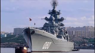 Тяжелый Атомный Ракетный Крейсер«Адмирал Нахимов» Модернизация