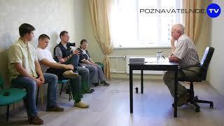Разговоры о жизни 8 Познавательное ТВ, Михаил Величко