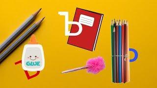 Учим азбуку. Как выучить букву Ъ? Развивающие мультфильмы для детей дошкольного возраста